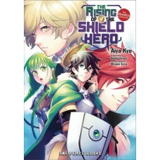 RISING OF THE SHIELD HERO GN VOL 09 MANGA