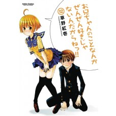 I DONT LIKE YOU AT ALL BIG BROTHER GN COLL ED VOL 06 (MR)