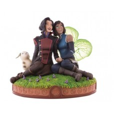 AVATAR KORRA & ASAMI IN THE SPIRIT WORLD STATUE (Net)