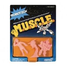 ROBOTECH MUSCLE 4PK PACK B (Net)