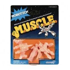 ROBOTECH MUSCLE 4PK PACK C (Net)