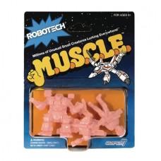ROBOTECH MUSCLE 4PK PACK D (Net)