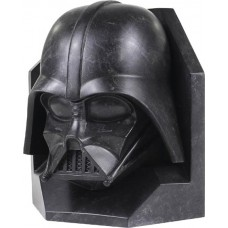 SW DARTH VADER STONEWORKS FAUX MARBLE BOOKEND (Net)