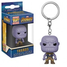 POCKET POP AVENGERS INFINITY WAR THANOS FIG KEYCHAIN