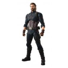 AVENGERS INFINITY WAR CAPTAIN AMERICA S.H.FIGUARTS AF (Net)