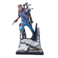 JUST CAUSE 3 RICO RODRIGUEZ 1/4 STATUE (Net)