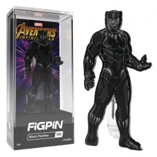 FIGPIN MARVEL AVENGERS IW BLACK PANTHER FIGURE PIN 6PC CASE