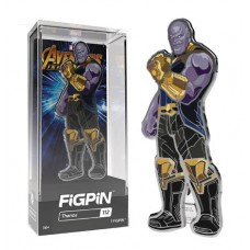 FIGPIN MARVEL AVENGERS IW THANOS FIGURE PIN 6PC CASE