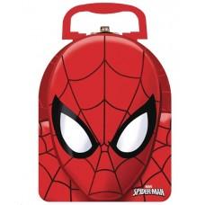 SPIDER-MAN ARCH TIN CARRY ALL 12PC ASST