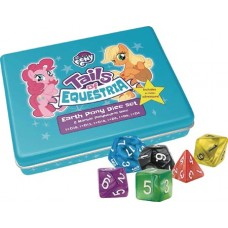 MLP TALES OF EQUESTRIA RPG EARTH PONY DICE SET