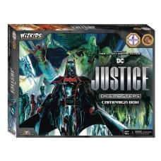 DC DICE MASTERS JUSTICE CAMPAIGN BOX