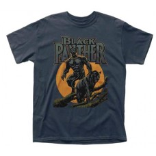 BLACK PANTHER MOONLIT PX BLUE DUSK T/S LG