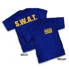 GOTHAM CITY PD SWAT T/S XXL