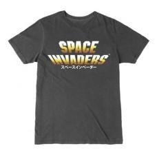SPACE INVADERS JAPANESE LOGO T/S MED