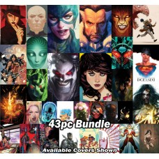 DC MAY PREVIEWS COVER B VARIANT 43PC BUNDLE @A