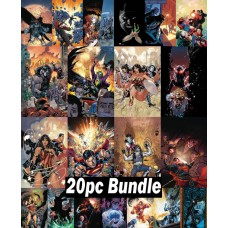 REG COVER YEAR OF THE VILLAIN THE OFFER TIE-IN ISSUES 20PC BUNDLE @A