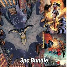 DC COMICS COLLECTED WALMART STORIES 3PC BUNDLE @A