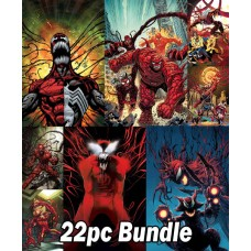 CARNAGE-IZED ASSORTED TITLES 22PC BUNDLE @A