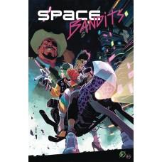 SPACE BANDITS #1 (OF 5) CVR A SCALERA (MR) @S