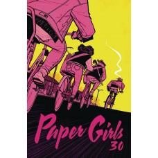 PAPER GIRLS #30 @U