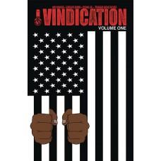 VINDICATION TP VOL 01 (MR) @T