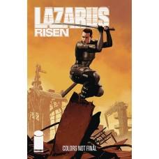 LAZARUS RISEN #2 (MR) @U