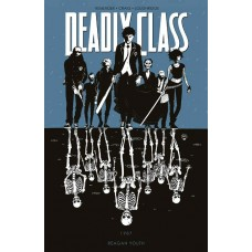 DEADLY CLASS TP VOL 01 REAGAN YOUTH (MR) @T