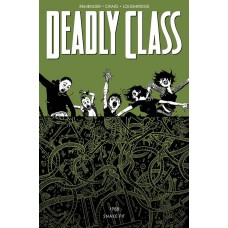 DEADLY CLASS TP VOL 03 THE SNAKE PIT (MR) @T