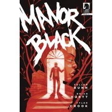 MANOR BLACK #1 (OF 4) CVR A CROOK @D