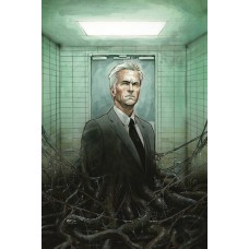 STRANGER THINGS SIX #3 (OF 4) CVR C CROOK @U