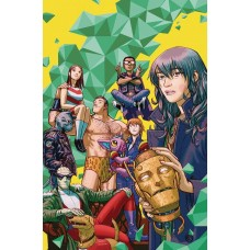 DOOM PATROL THE WEIGHT OF THE WORLDS #1 (MR) @S