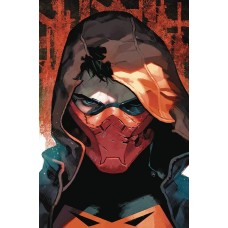 RED HOOD OUTLAW #36 CARD STOCK VARIANT YOTD THE OFFER @U