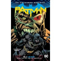BATMAN TP VOL 03 I AM BANE (REBIRTH) @S