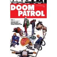 DOOM PATROL TP VOL 01 BRICK BY BRICK (MR) @S