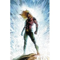 AQUAMAN TP VOL 01 UNSPOKEN WATER @S