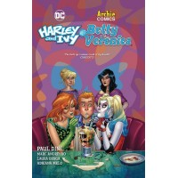 HARLEY & IVY MEET BETTY & VERONICA TP @S