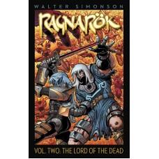 RAGNAROK HC VOL 02 LORD OF THE DEAD @D