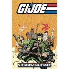 GI JOE A REAL AMERICAN HERO SIERRA MUERTE TP @D
