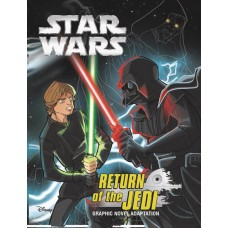 STAR WARS RETURN OF JEDI GN ADAPTATION TP @D