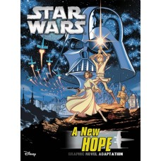 STAR WARS NEW HOPE GN @D