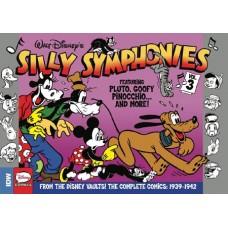 SILLY SYMPHONIES HC VOL 03 COMP DISNEY CLASSICS 1939-1942 @D