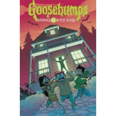 GOOSEBUMPS HORRORS OF THE WITCH HOUSE HC @U
