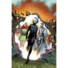 HOUSE OF X #1 (OF 6) @S