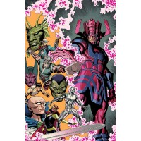 HISTORY OF MARVEL UNIVERSE #1 (OF 6) @S