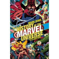 HISTORY OF MARVEL UNIVERSE #1 (OF 6) RODRIGUEZ VARIANT @U