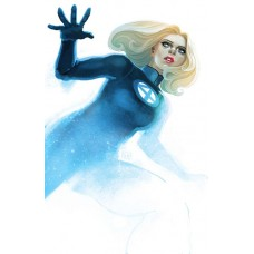 INVISIBLE WOMAN #1 (OF 5) HANS VARIANT @D