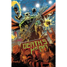 DEATHS HEAD #1 (OF 4) @D