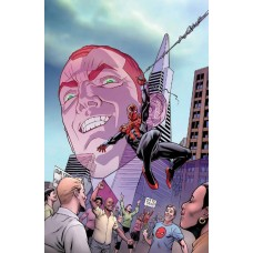 SUPERIOR SPIDER-MAN #9 @U