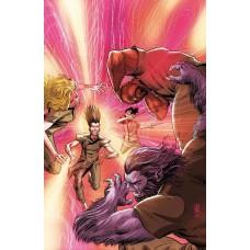 AGE OF X-MAN PRISONER X #5 (OF 5) @D