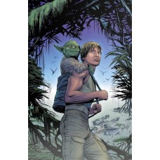 STAR WARS AOR SPECIAL #1 ZIRCHER GREATEST MOMENTS VARIANT @D